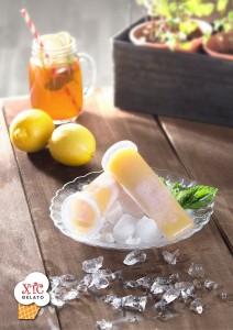 XTC Gelato - Lemon Tea Ice Pop